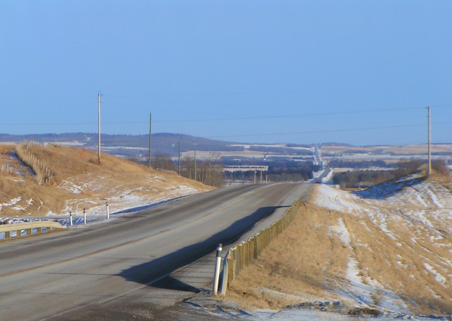 Highway11-Red_Deer_County